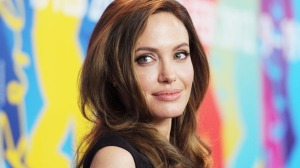 US actress and director Angelina Jolie
